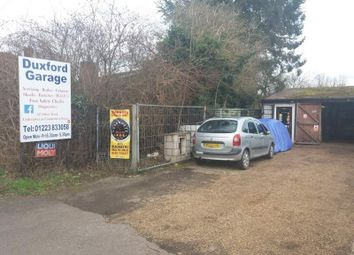 Thumbnail Parking/garage for sale in 40 Moorfield Road, Cambridge