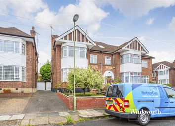 Thumbnail 5 bed semi-detached house for sale in Oakdene Park, Finchley, London