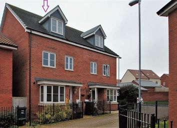 Thumbnail 4 bed semi-detached house for sale in Angelica Drive, North Petherton