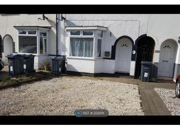 Thumbnail 3 bed terraced house to rent in Alvechurch Road, Birmingham