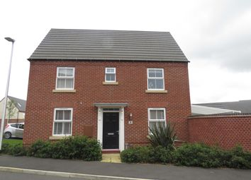 Thumbnail Detached house to rent in Webb Drive, Warwick