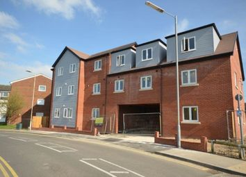 Thumbnail 1 bed flat for sale in Coleridge Court, Burns Road, Royston