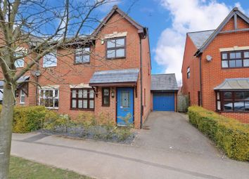 Thumbnail 3 bedroom semi-detached house to rent in Lilleshall Avenue, Monkston, Milton Keynes