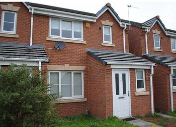 Thumbnail 3 bed town house to rent in Naylor Green, Ellesmere Port