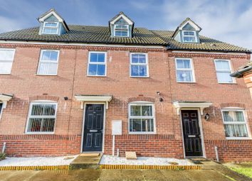 3 bed town house for sale in Siskin Close, Corby NN18