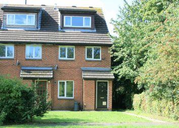 Thumbnail 2 bed maisonette for sale in Cornflower Way, Harold Wood, Romford