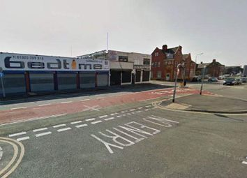Thumbnail Retail premises for sale in Warrington WA2, UK