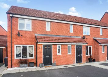 Metcalfe Close, Burton-On-Trent DE14. 3 bed semi-detached house for sale