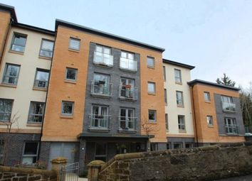 Thumbnail 2 bed flat for sale in Victoria Road, Paisley, Renfrewshire
