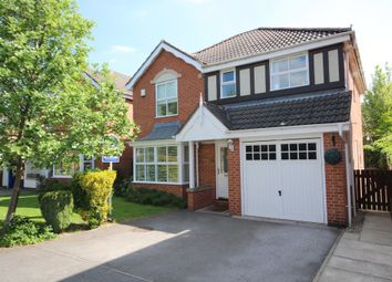 Thumbnail 4 bed detached house for sale in High Brook Fall, Lofthouse, Wakefield