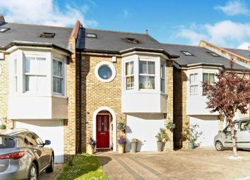 Thumbnail 4 bedroom end terrace house for sale in Glenside Close, Kenley, Surrey, .