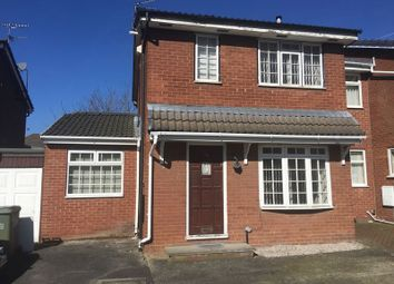 Thumbnail 3 bed detached house to rent in Addingham Avenue, Widnes
