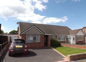 Thumbnail 3 bed semi-detached bungalow for sale in Wyndham Crescent, Great Sutton, Ellesmere Port
