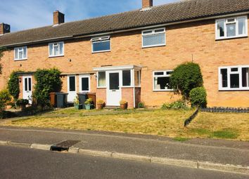 Thumbnail 3 bed terraced house to rent in Caslon Way, Letchworth Garden City