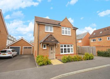 Thumbnail 4 bed detached house for sale in Kingfisher Chase, Jennett`S Park