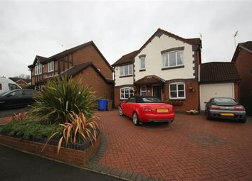 Thumbnail 4 bed detached house for sale in Falcon Road, Meir Park, Stoke-On-Trent