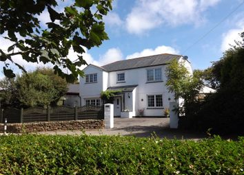 Thumbnail 4 bed detached house for sale in Penhallow, Nr Truro