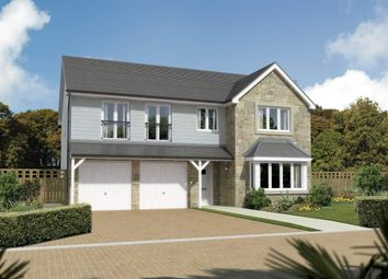 "Thumbnail 5 bed detached house for sale in ""Melton"" at East Calder, Livingston"