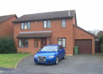 Thumbnail 4 bed detached house for sale in Fountains Close, Hereford, Herefordshire
