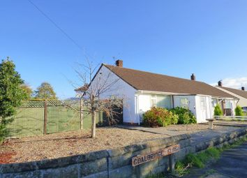 Thumbnail 2 bedroom semi-detached bungalow for sale in Coalbridge Close, Worle, Weston-Super-Mare