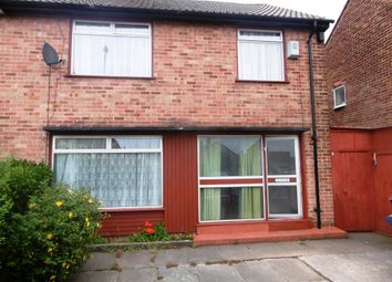 Thumbnail 3 bed semi-detached house for sale in Hurst Park Drive, Liverpool