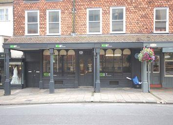 Thumbnail Retail premises to let in High Street, Marlborough