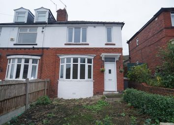 Thumbnail 2 bed semi-detached house for sale in Heeley Bank Road, Heeley, Sheffield