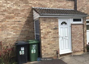 Thumbnail 3 bed terraced house to rent in Wishaw Close, Redditch