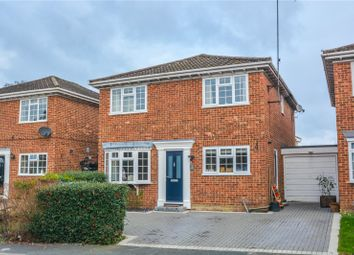 Challenor Close, Finchampstead, Berkshire RG40. 4 bed detached house for sale
