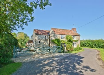 Thumbnail 4 bed detached house for sale in Corner Cottage, Hozzard Lane, Heath House, Wedmore, Somerset