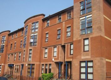 Thumbnail 3 bed flat to rent in Old Rutherglen Road, Oatlands, Glasgow