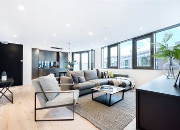 Thumbnail 2 bed flat for sale in East Road, London