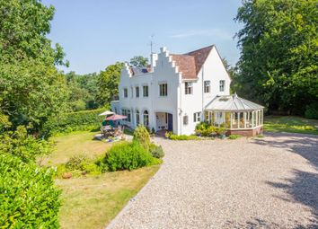 Burys Bank Road, Greenham, Newbury RG19. 6 bed detached house for sale