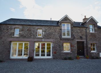 Thumbnail 2 bed barn conversion to rent in Braco, Dunblane