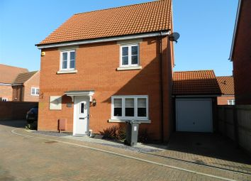 Thumbnail 3 bed detached house for sale in Dale Close, Anstey, Leicester
