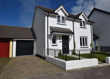 Thumbnail 3 bed detached house for sale in Beechwood Drive, Camelford