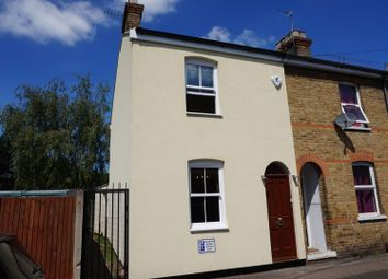 Thumbnail 2 bed end terrace house for sale in Park Road, Waltham Cross