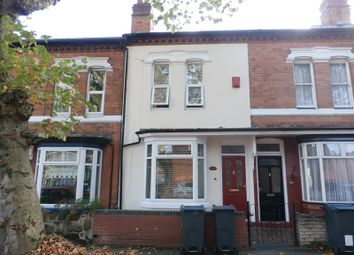 Thumbnail 3 bed terraced house for sale in Emily Road, Yardley, Birmingham