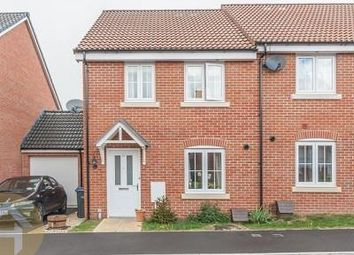 Thumbnail 3 bedroom end terrace house for sale in Blain Place, Royal Wootton Bassett, Swindon