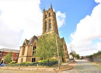 Thumbnail 2 bed flat for sale in St Mark's Church, Ashton, Preston, Lancashire
