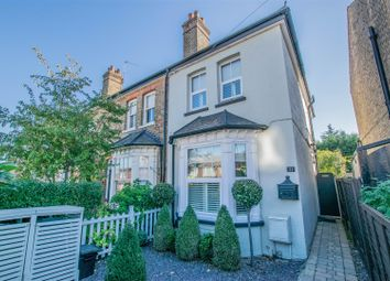 Thumbnail 3 bed end terrace house for sale in Hertford Road, Hoddesdon