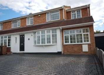 Thumbnail 5 bed semi-detached house for sale in Champions Way, South Woodham Ferrers, Essex