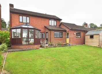 Thumbnail 3 bed detached house for sale in Cefnllys Lane, Llandrindod Wells