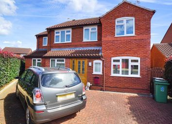 Thumbnail 5 bedroom detached house for sale in Windsor Close, Sudbrooke, Lincoln