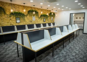 Thumbnail Serviced office to let in Fixed Desks - Great Eastern Street, Shoreditch