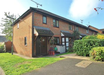 Thumbnail 3 bed end terrace house for sale in Chobham, Surrey