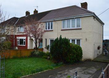 Thumbnail 3 bedroom end terrace house for sale in Fitzhamon Avenue, Llantwit Major