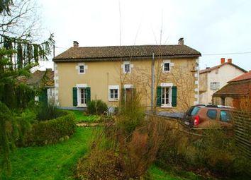 Thumbnail 3 bed property for sale in Chef-Boutonne, Deux-Sèvres, France