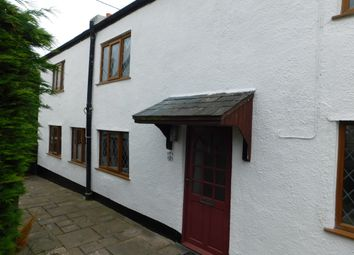 Thumbnail 2 bed cottage to rent in Lyme Road, Axminster