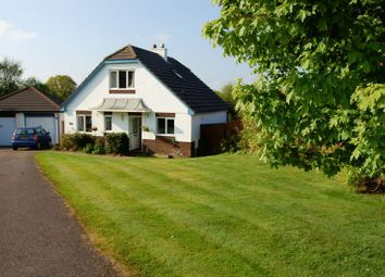 Thumbnail 3 bedroom detached house for sale in Goss Meadow, Bow, Crediton